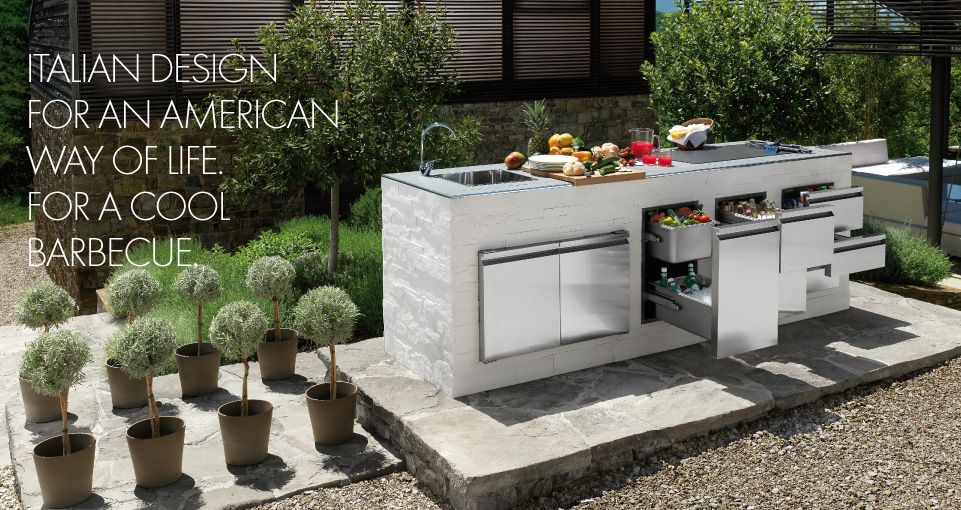 Outdoor Kitchens | outdoor kitchen accessories | Ronda Outdoors